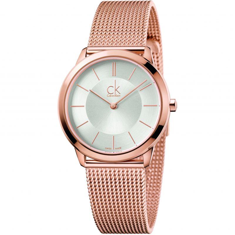 Ladies Calvin Klein Minimal 35mm Watch
