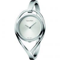 Damen Calvin Klein Licht Uhr