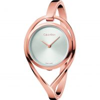 Calvin Klein Light Medium Bangle Dameshorloge Rose K6L2M616