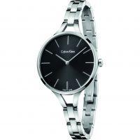 Damen Calvin Klein Graphic Watch K7E23141