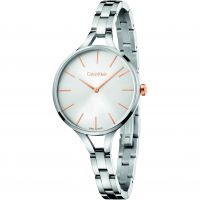 Damen Calvin Klein Graphic Uhr