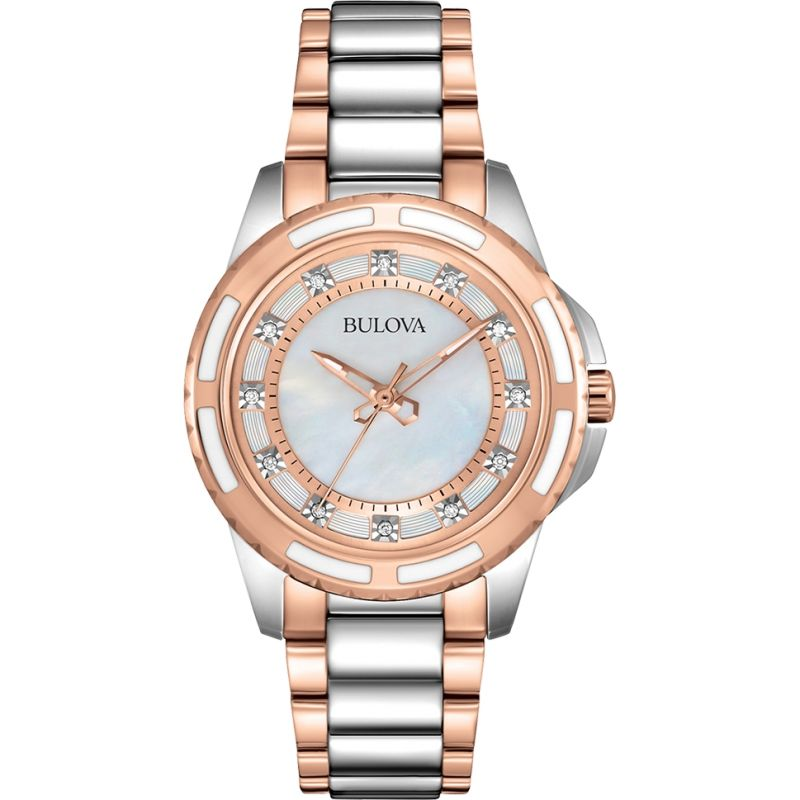 Ladies Bulova Watch 98S134