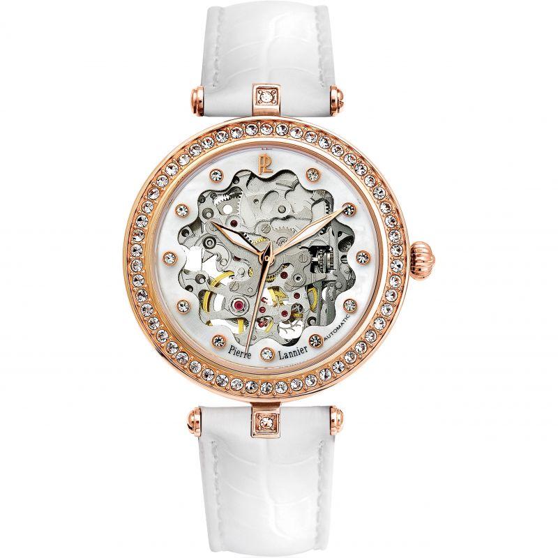 Ladies Pierre Lannier Week End Automatic Watch