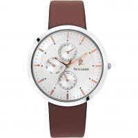 homme Pierre Lannier Elegance Extra Plat Watch 220F124