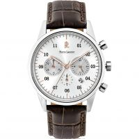 Mens Pierre Lannier Elegance Chrono Chronograph Watch
