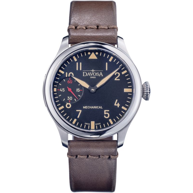 Mens Davosa Pontus Limited Edition Mechanical Watch