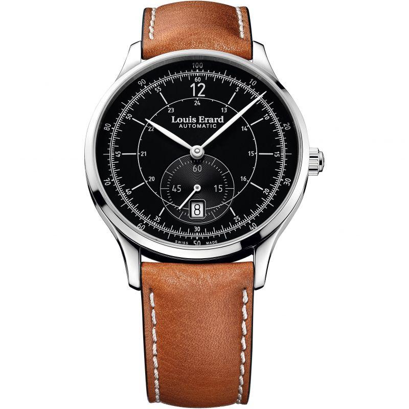 Mens Louis Erard 1931 Vintage Small Seconds Automatic Watch