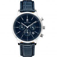 Herren Pierre Lannier Week Ende Vintage Chronograf Uhr