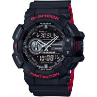 Herren Casio G-Shock Alarm Chronograph Watch GA-400HR-1AER