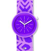 Unisex Swatch Flocpop Watch PNP102