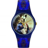 Unisex Swatch Sir Dog Watch