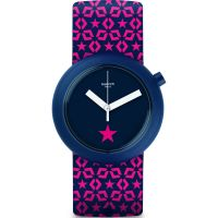 Unisex Swatch Lillapop Watch