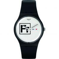 unisexe Swatch Fritz Watch SUOB722