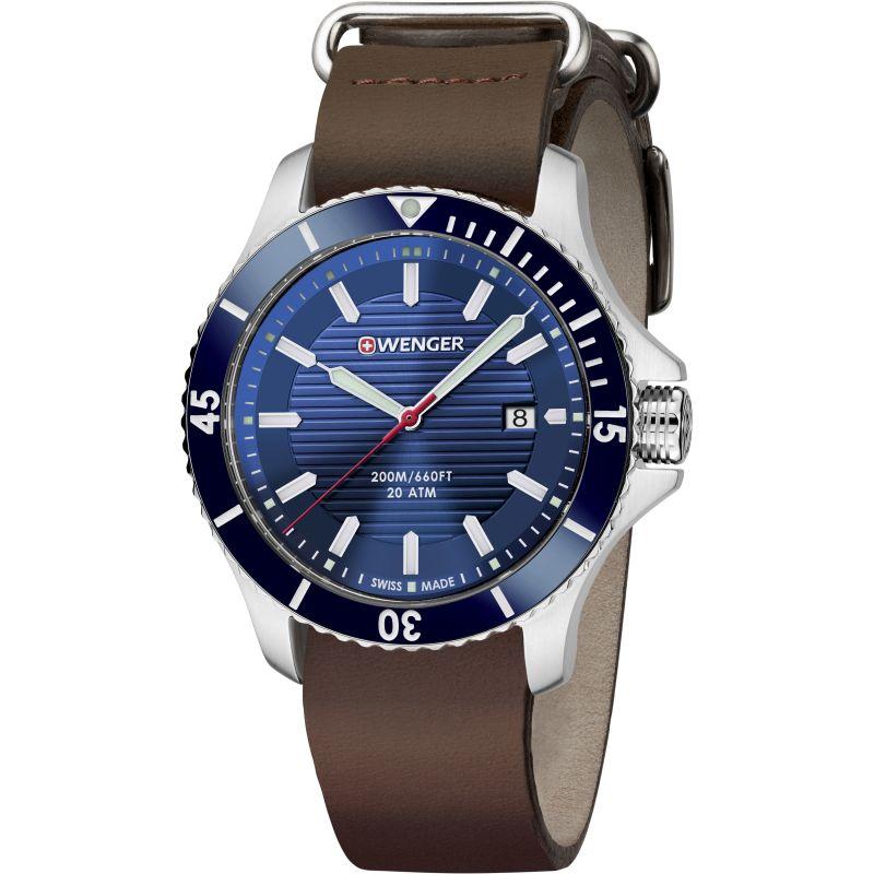 Mens Wenger Seaforce Watch