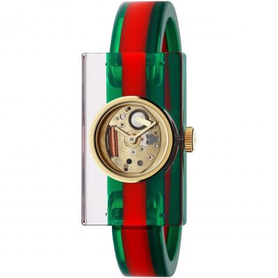 Ladies Gucci Vintage Web Watch Watch YA143501