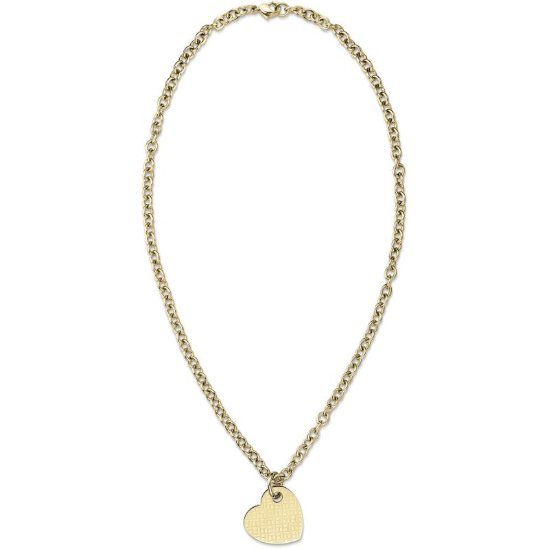 Ladies Tommy Hilfiger Gold Plated Necklace 2700716