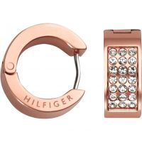 Tommy Hilfiger Dames Earrings PVD verguld Rose 2700573