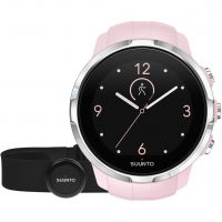 unisexe Suunto Spartan Sport Bluetooth Sakura HR bundle Alarm Chronograph Watch SS022673000