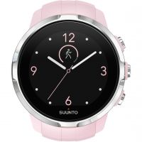 Unisex Suunto Spartan Sport Bluetooth Sakura Alarm Chronograph Watch SS022674000
