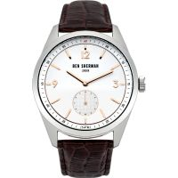 Herren Ben Sherman London Carnaby Driver Watch WB052BR