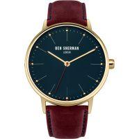 Herren Ben Sherman London Portobello Touch Uhr