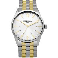 Ben Sherman London Herenhorloge Tweetonig WB060GSM