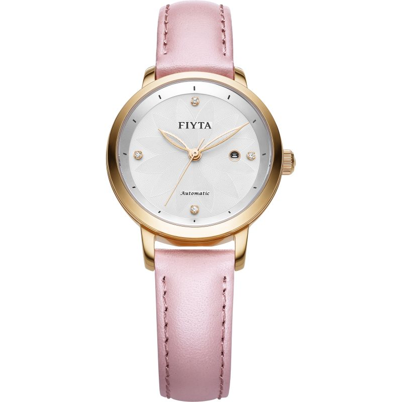 Ladies FIYTA Classic Automatic Watch LA802008.PWS