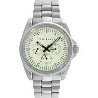 Herren Ted Baker multifunktional Uhr