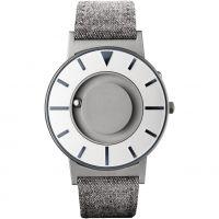 Unisex Eone Bradley Compass Graphite Watch BR-COM-GRPT