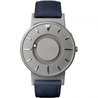 unisexe Eone The Bradley Canvas Blue Strap Watch BR-C-BLUE
