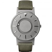 Eone The Bradley Canvas Olive Green Strap WATCH