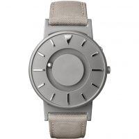 Unisex Eone The Bradley Canvas Beige Armband Titan Uhr