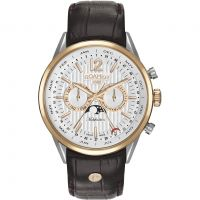 Mens Roamer Superior Business Multifunction Chronograph Watch