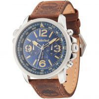 Mens Timberland Campton Chronograph Watch