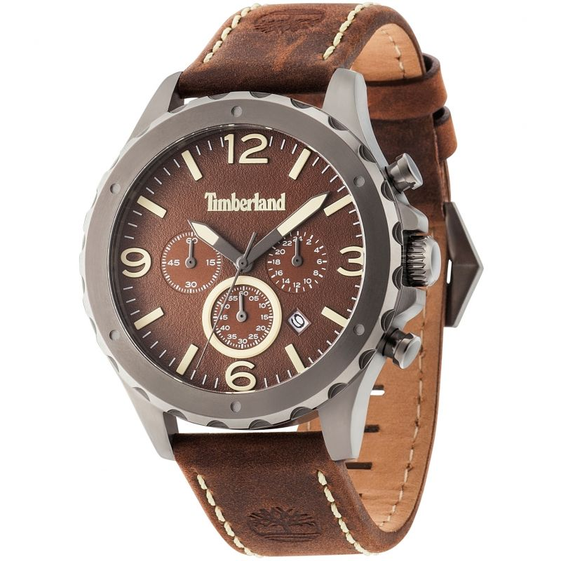 Mens Timberland Warner Chronograph Watch