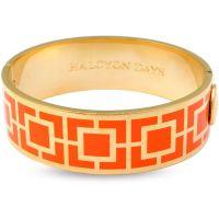 Ladies Halcyon Days Gold Plated Maya Bangle 202/DH020