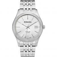 Herren Rodania Swiss Antarctic Herren Armband Uhr