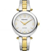 Ladies Rodania Swiss Moderna Ladies Bracelet Watch
