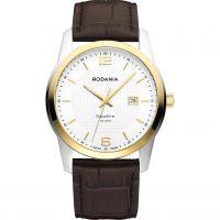 Herren Rodania Swiss Vancouver Gents strap Watch RS2511070