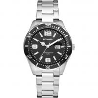 Herren Rodania Tauchen Herren Armband Uhr