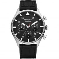 homme Rodania Mirage Gents strap Chronograph Watch RF2616826