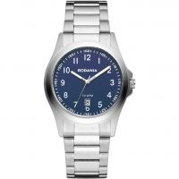 Mens Rodania Orion Gents Bracelet Watch