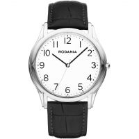 Mens Rodania Voltaire Gents strap Watch