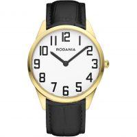 Herren Rodania Newton Herren strap Uhr