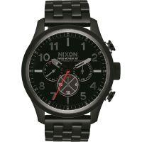 Herren Nixon The Safari dual Zeit Uhr