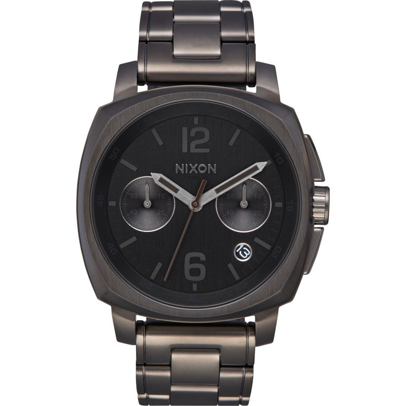 Mens Nixon The Charger Chrono Watch