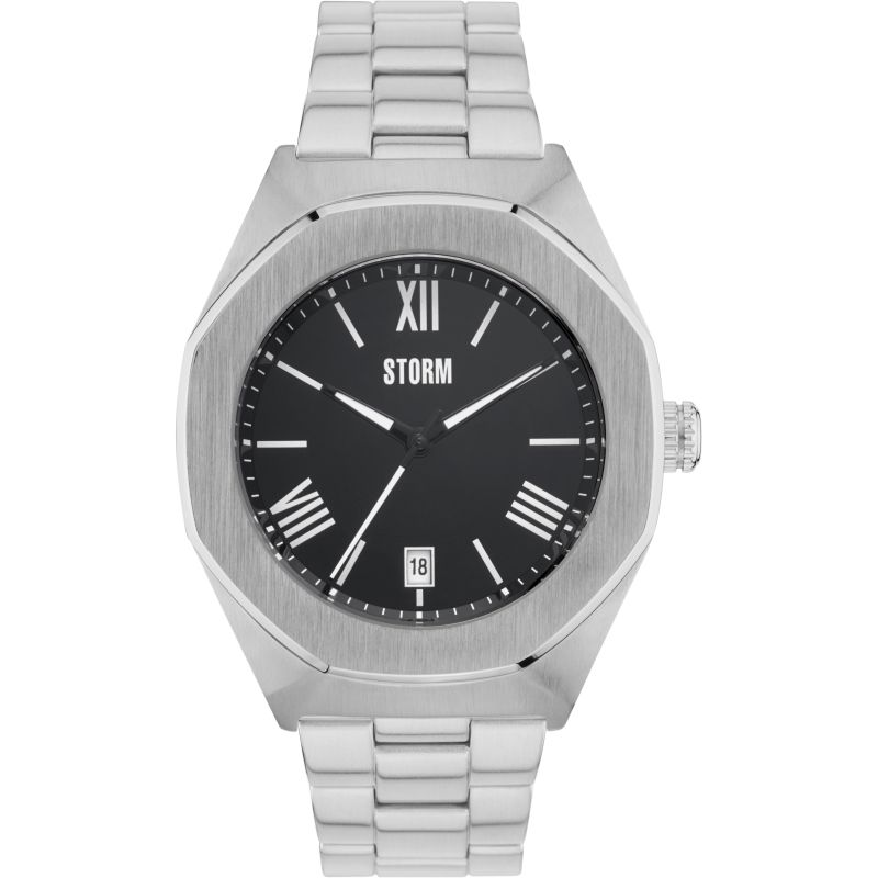 Mens STORM Cobain Watch COBAIN-METAL-BLACK