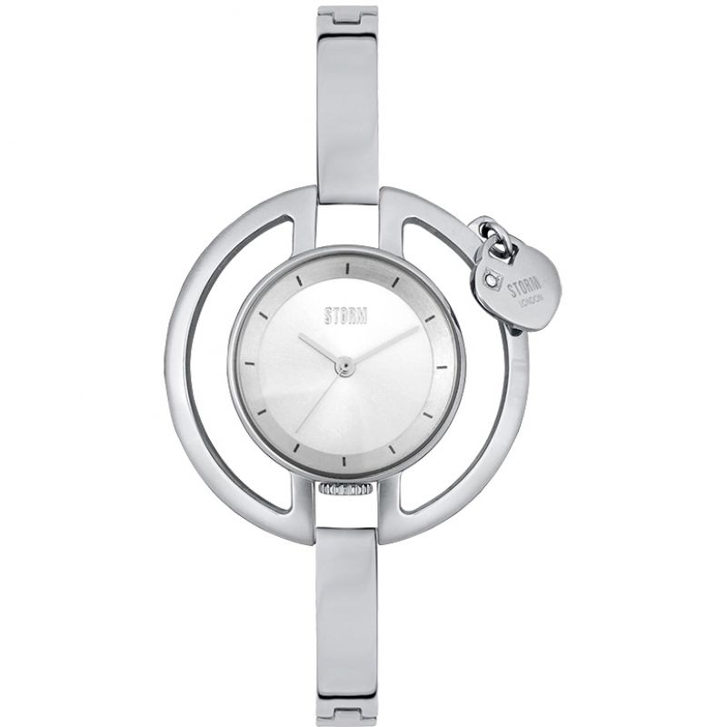Ladies STORM Charmella Watch CHARMELLA-SILVER