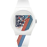 Unisex Superdry Urban Retro Uhr