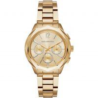 Damen Karl Lagerfeld Optik Chronograph Watch KL4006